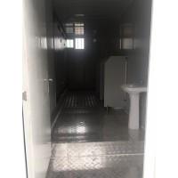 潍坊工地临时移动卫生间 移动厕所定制 快拼箱打包箱移动厕所
