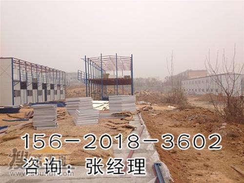 天津1500平米彩钢房安装疫情结束以后安装