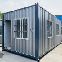 A级防火住人集装箱活动房租售 集装箱房定制改造