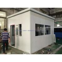 天津市南开区彩钢板生产厂家-工地彩钢板房-加工定做各种彩钢房