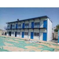 天津南开区工地活动板房订做厂家电话-天津市会祥彩钢板厂家