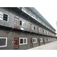 赤峰岩棉彩钢房大厂家 当铺地保温活动板房快速建造