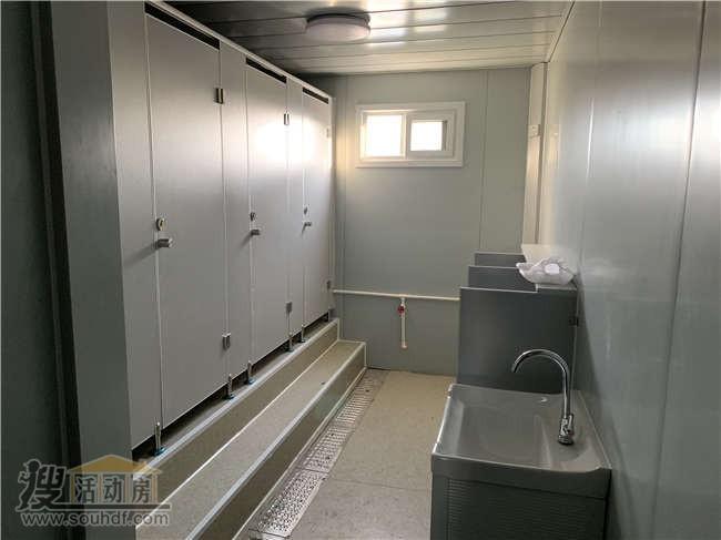 集装箱式房屋出售内部的环境