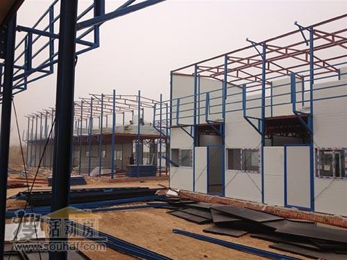 北京彩钢房安装价格低