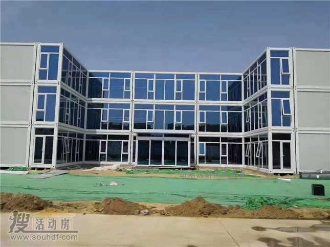 天津市集装箱房生产企业